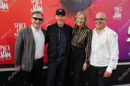 Editorial photo of SPACE JAM: A NEW LEGACY WORLD PREMIERE at The Regal LA Live, Los Angeles, CA, USA - 12 Jul 2021
