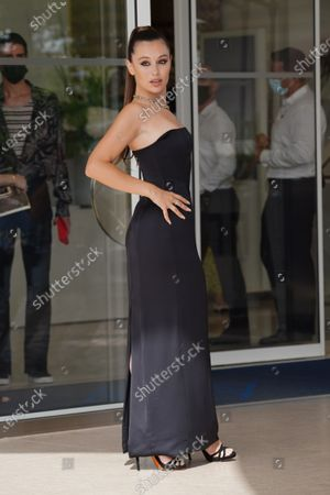 Editorial image of Celebrities out and about, 74th Cannes Film Festival, France - 12 Jul 2021