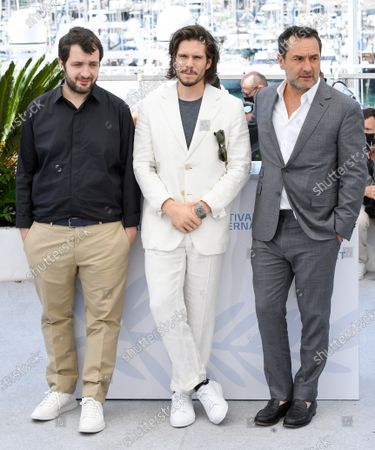 Editorial photo of 'The Stronghold' photocall, 74th Cannes Film Festival, France - 13 Jul 2021