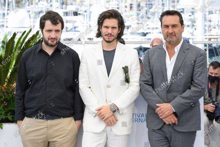 Editorial picture of 'The Stronghold' photocall, 74th Cannes Film Festival, France - 13 Jul 2021