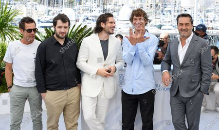 Editorial image of 'The Stronghold' photocall, 74th Cannes Film Festival, France - 13 Jul 2021