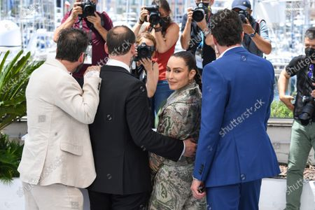 Editorial photo of 'Lamb' photocall, 74th Cannes Film Festival, France - 13 Jul 2021