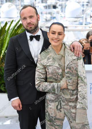 Valdimar Johannsson and Noomi Rapace