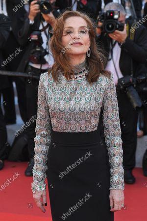 Editorial photo of 'Aline' premiere, 74th Cannes Film Festival, France - 13 Jul 2021