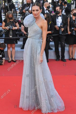 Editorial picture of 'Aline' premiere, 74th Cannes Film Festival, France - 13 Jul 2021