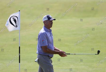 Editorial image of British Open Golf, Sandwich, United Kingdom - 13 Jul 2021