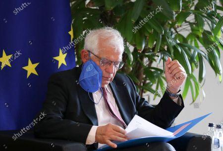 Editorial picture of EU Balkans, Brussels, Belgium - 13 Jul 2021