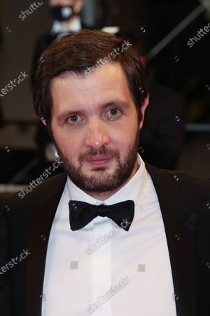 "Karim Leklou, Red Carpet ""Bac Nord"" during the 74th International Cannes Film Festival, at Palais des Festivals"