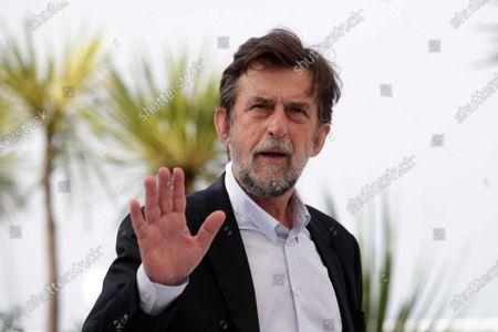 Stock Photo of Director Nanni Moretti