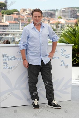 Editorial photo of 'Peaceful' photocall, 74th Cannes Film Festival, France - 11 Jul 2021