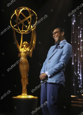 Editorial image of 73rd Primetime Emmy Nominations Announcement, Los Angeles, United States - 13 Jul 2021
