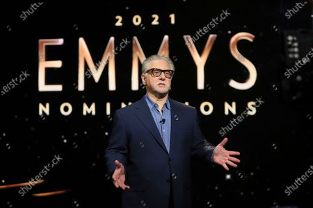 Editorial picture of 73rd Primetime Emmy Nominations Announcement, Los Angeles, United States - 13 Jul 2021