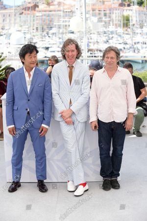 Stephen Park, Wes Anderson, Mathieu Amalric
