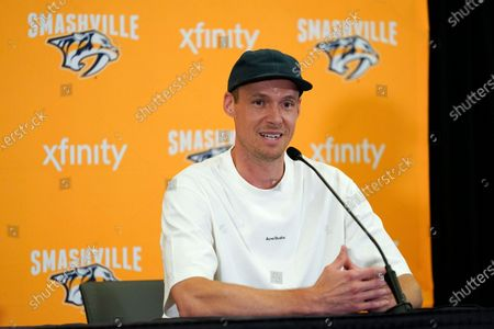 Editorial photo of Predators Rinne Hockey, Nashville, United States - 13 Jul 2021