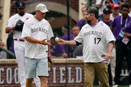 Editorial image of All Star Game Baseball, Denver, United States - 13 Jul 2021