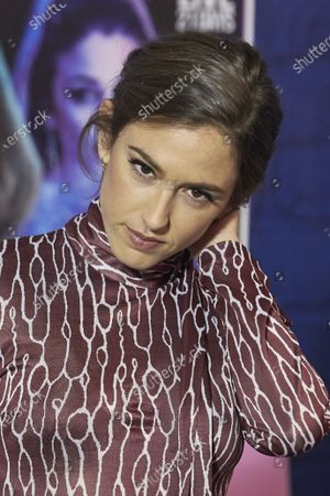 Editorial picture of 'Cover' film photocall, Madrid, Spain - 13 Jul 2021