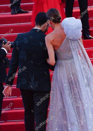 Alejandro Speitzer and Nieves Alvarez