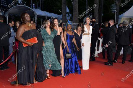 Deborah Lukumuena, Anais Volpe, Souheila Yacoub, Sveva Alviti