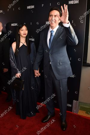 """Editorial image of Premiere of """"Pig"""", Los Angeles, United States - 13 Jul 2021"""