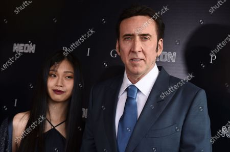 """Editorial photo of Premiere of """"Pig"""", Los Angeles, United States - 13 Jul 2021"""