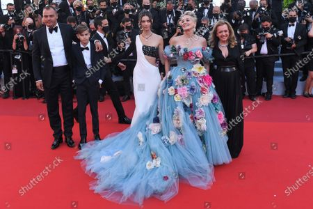 Editorial picture of 'The Story of My Wife' premiere, 74th Cannes Film Festival, France - 14 Jul 2021