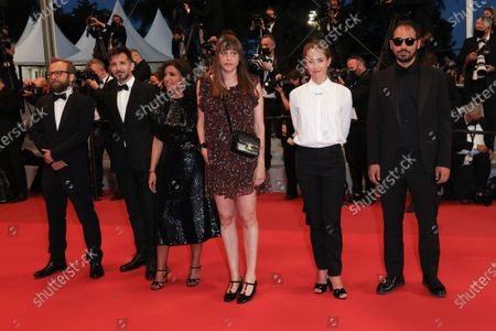 Editorial photo of 'Titane' premiere, 74th Cannes Film Festival, France - 13 Jul 2021