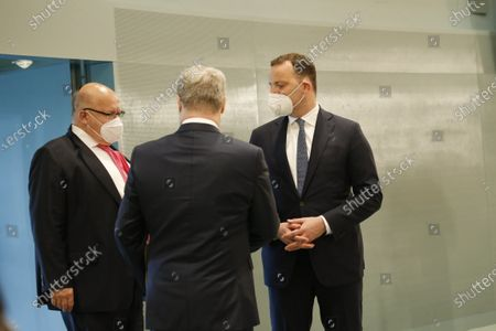 Peter Altmaier, Jens Spahn