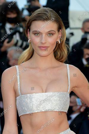 Editorial image of 'Aline' premiere, 74th Cannes Film Festival, France - 13 Jul 2021