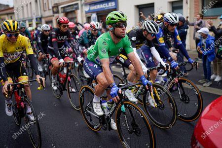 Editorial image of Cycling Tour de , Saint-Lary-Soulan, France - 14 Jul 2021