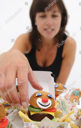 Stock Photo of Jon Burgerman and Crumbs and Doilies Untitled