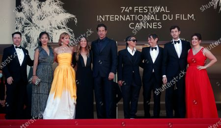 Editorial photo of Red Rocket Premiere - 74th Cannes Film Festival, France - 14 Jul 2021