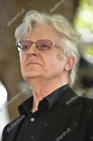Stock Image of Barry Miles