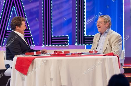 Editorial image of 'The Michael Ball Show' TV Programme, London, Britain. - 31 Aug 2010