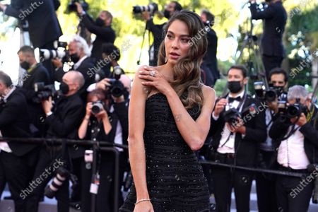 Editorial picture of 2021 The Story of My Wife Red Carpet, Cannes, France - 14 Jul 2021