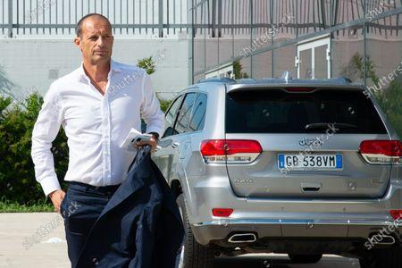 Editorial image of Juventus new season start, Turin, Italy - 14 Jul 2021