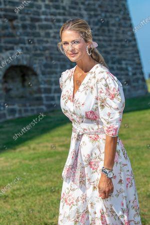 Editorial image of Crown Princess Victoria's 44th birthday, Borgholm, Oland, Sweden - 14 Jul 2021