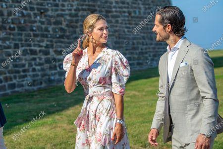 Editorial picture of Crown Princess Victoria's 44th birthday, Borgholm, Oland, Sweden - 14 Jul 2021