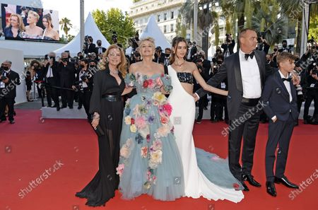 Editorial photo of The Story Of My Wife Premiere - 74th Cannes Film Festival, France - 14 Jul 2021