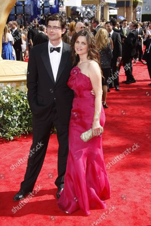 Editorial picture of 62nd Annual Primetime Emmy Awards, Arrivals, Los Angeles, America - 29 Aug 2010
