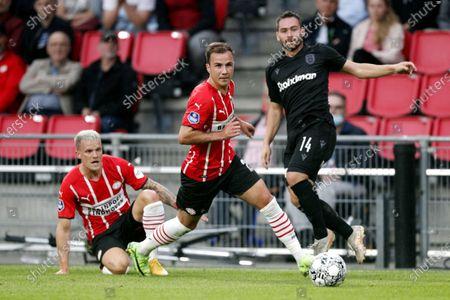 Editorial image of PSV - PAOK FC, Eindhoven, Netherlands - 14 Jul 2021