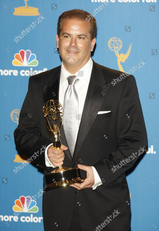 Editorial image of 62nd Annual Primetime Emmy Awards, Press Room, Los Angeles, America - 29 Aug 2010