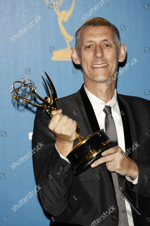 Editorial picture of 62nd Annual Primetime Emmy Awards, Press Room, Los Angeles, America - 29 Aug 2010