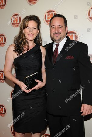 Stock Image of Ana Gasteyer and Charlie McKittrick