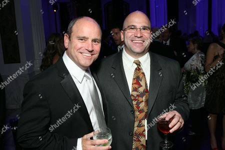 Stock Image of David Stapf and Peter Tassler