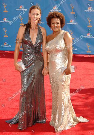 Wanda Sykes and wife Alex Rodrigo Dias da Costa