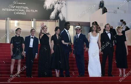 Editorial photo of Paris 13th District Premiere - 74th Cannes Film Festival, France - 14 Jul 2021