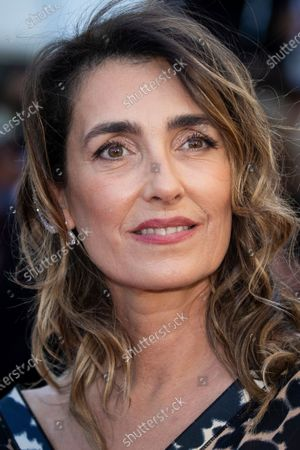 Stock Picture of Mademoiselle Agnes poses for photographers upon arrival at the premiere of the film 'The Story of My Wife' at the 74th international film festival, Cannes, southern France