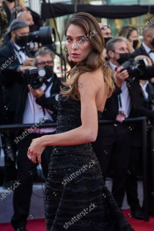 Editorial photo of 2021 The Story of My Wife Red Carpet, Cannes, France - 14 Jul 2021