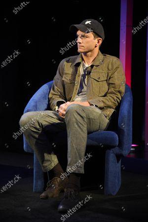 Stock Image of Ashton Kutcher