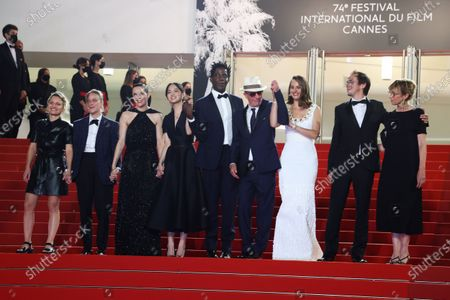 Editorial picture of 'Les Olympiades' premiere, 74th Cannes Film Festival, France - 14 Jul 2021
